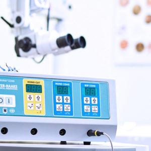 Radiofrequenz-Chirurgie